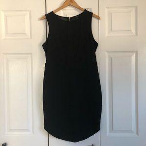 Dresses & Skirts - Black Mesh Dress